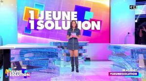 Agathe Auproux dans 1 Jeune 1 Solution - 10/09/21 - 08