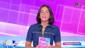 Agathe Auproux dans 1 Jeune 1 Solution - 10/09/21 - 09