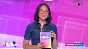 Agathe Auproux dans 1 Jeune 1 Solution - 10/09/21 - 11
