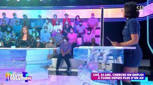 Agathe Auproux dans 1 Jeune 1 Solution - 10/09/21 - 13