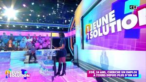 Agathe Auproux dans 1 Jeune 1 Solution - 10/09/21 - 14