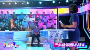 Agathe Auproux dans 1 Jeune 1 Solution - 10/09/21 - 15
