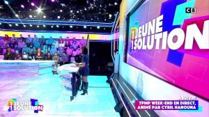 Agathe Auproux dans 1 Jeune 1 Solution - 10/09/21 - 16