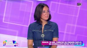 Agathe Auproux dans 1 Jeune 1 Solution - 10/09/21 - 19