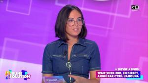 Agathe Auproux dans 1 Jeune 1 Solution - 10/09/21 - 20
