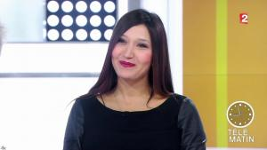 Anissa Arfaoui dans Télématin - 19/01/17 - 08