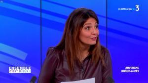 Carinne Teyssandier dans Ensemble c'est Mieux - 19/01/21 - 02