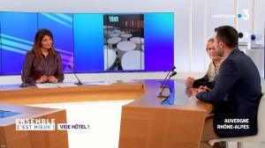 Carinne Teyssandier dans Ensemble c'est Mieux - 19/01/21 - 03