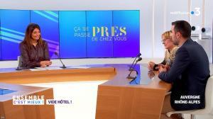 Carinne Teyssandier dans Ensemble c'est Mieux - 19/01/21 - 04