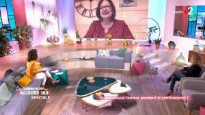 Christèle Albaret dans Ça Commence Aujourd'hui - 11/05/20 - 03