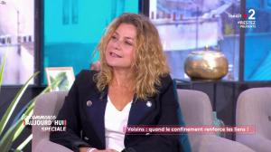 Christèle Albaret dans Ça Commence Aujourd'hui - 12/05/20 - 04