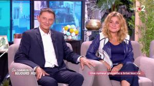 Christèle Albaret dans Ça Commence Aujourd'hui - 18/08/20 - 01