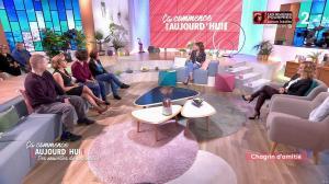 Christèle Albaret dans Ça Commence Aujourd'hui, Des Nouvelles... - 27/01/20 - 02