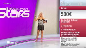 Claire Nevers dans Absolument Stars - 01/08/20 - 08