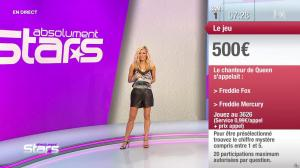 Claire Nevers dans Absolument Stars - 01/08/20 - 09