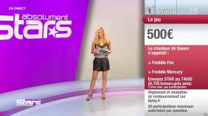 Claire Nevers dans Absolument Stars - 01/08/20 - 10