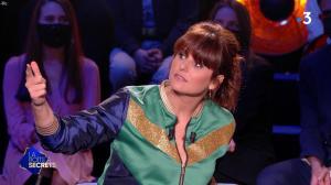 Faustine Bollaert dans la Boite à Secrets - 09/09/21 - 12
