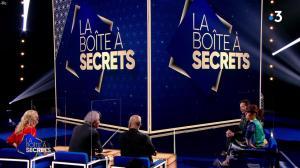Faustine Bollaert dans la Boite à Secrets - 09/09/21 - 15