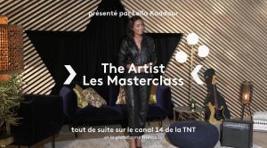 Leïla Kaddour dans The Artist les Masterclass - 13/09/21 - 03