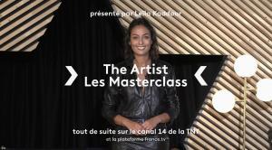 Leïla Kaddour dans The Artist les Masterclass - 13/09/21 - 04