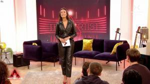 Leïla Kaddour dans The Artist les Masterclass - 13/09/21 - 05