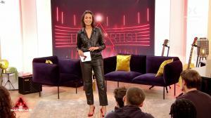 Leïla Kaddour dans The Artist les Masterclass - 13/09/21 - 07