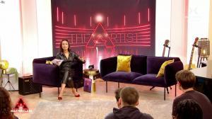 Leïla Kaddour dans The Artist les Masterclass - 13/09/21 - 12