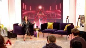 Leïla Kaddour dans The Artist les Masterclass - 13/09/21 - 13