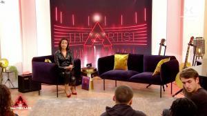 Leïla Kaddour dans The Artist les Masterclass - 13/09/21 - 15