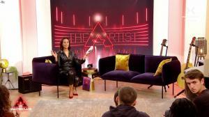 Leïla Kaddour dans The Artist les Masterclass - 13/09/21 - 16