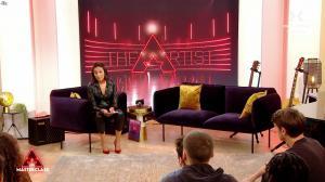 Leïla Kaddour dans The Artist les Masterclass - 13/09/21 - 17
