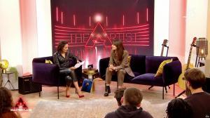 Leïla Kaddour dans The Artist les Masterclass - 13/09/21 - 34