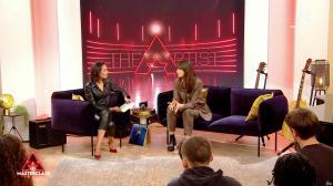 Leïla Kaddour dans The Artist les Masterclass - 13/09/21 - 40