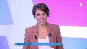 Mélanie Taravant dans C à Dire - 16/09/21 - 01