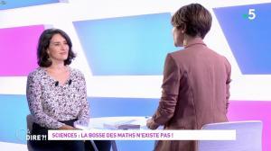 Mélanie Taravant dans C à Dire - 16/09/21 - 02