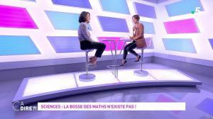 Mélanie Taravant dans C à Dire - 16/09/21 - 03