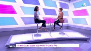 Mélanie Taravant dans C à Dire - 16/09/21 - 04