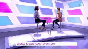 Mélanie Taravant dans C à Dire - 16/09/21 - 05