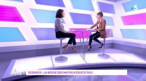 Mélanie Taravant dans C à Dire - 16/09/21 - 09
