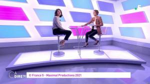 Mélanie Taravant dans C à Dire - 16/09/21 - 18