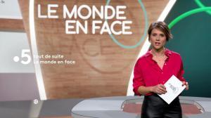 Mélanie Taravant dans le Monde en Face - 12/09/21 - 01