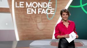 Mélanie Taravant dans le Monde en Face - 12/09/21 - 02