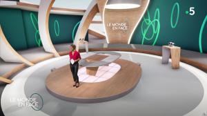 Mélanie Taravant dans le Monde en Face - 12/09/21 - 03