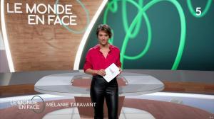 Mélanie Taravant dans le Monde en Face - 12/09/21 - 04
