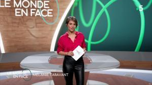 Mélanie Taravant dans le Monde en Face - 12/09/21 - 05