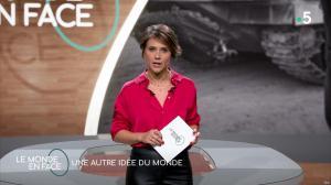 Mélanie Taravant dans le Monde en Face - 12/09/21 - 06