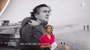 Mélanie Taravant dans le Monde en Face - 12/09/21 - 07