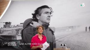 Mélanie Taravant dans le Monde en Face - 12/09/21 - 10