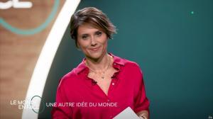 Mélanie Taravant dans le Monde en Face - 12/09/21 - 12