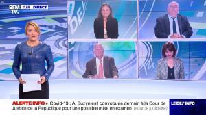 Pascale De La Tour Du Pin dans le Dej Info - 09/09/21 - 02